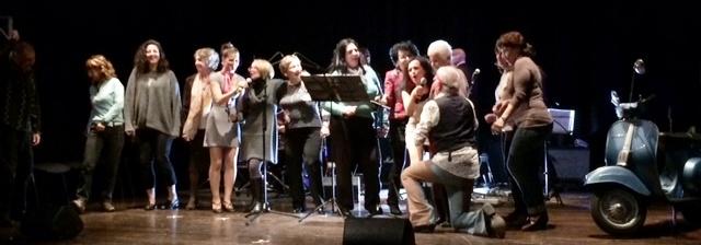 lo spettacolo di Franco Oppini al nuovo Teatro San Babila